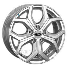 Диски R17 5x108 Replica Ford (FD46) 7x17 5x108 ET50 DIA63,4 (hyper silver)