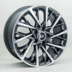 Диски Replica Hyundai (GT119)