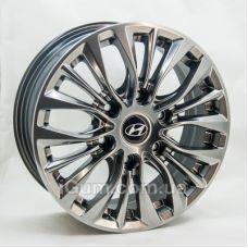 Диски R16 6x139,7 Replica Hyundai (GT166151) 6,5x16 6x139,7 ET46 DIA92,5 (HB)