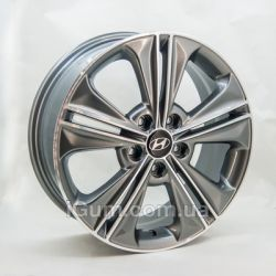 Диски Replica Hyundai (GT7110)
