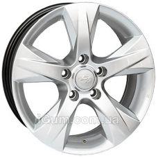 Диски Replica Hyundai (HY101) 7x16 5x114,3 ET45 DIA67,1 (silver)