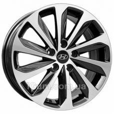 Диски Replica Hyundai (HY124) 7,5x18 5x114,3 ET48 DIA67,1 (GMF)