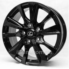 Диски R20 5x150 Replica Lexus (R4001) 8,5x20 5x150 ET55 DIA110,1 (black)