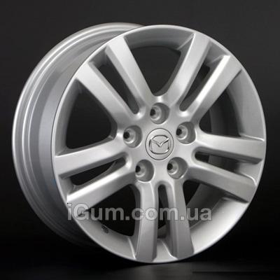 Диски Replica Mazda (MZ11) 6,5x16 5x114,3 ET50 DIA67,1 (silver)