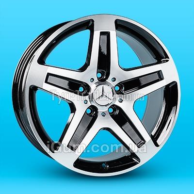 Диски Replica Mercedes (A-R775) 9,5x19 5x130 ET50 DIA84,1 (BF)