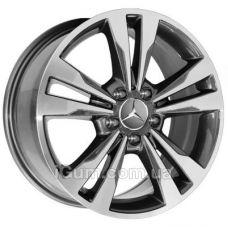 Диски Replica Mercedes (CT1416) 8x17 5x112 ET35 DIA66,6 (HB)