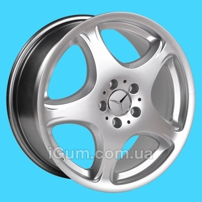 Диски Replica Mercedes (JH1217) 8x18 5x112 ET44 DIA66,6 (HS)
