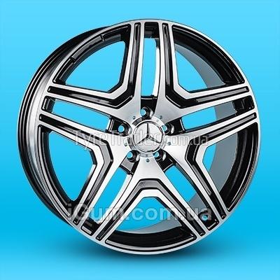 Диски Replica Mercedes (JT1284) 9x20 5x112 ET48 DIA66,6 (BM)