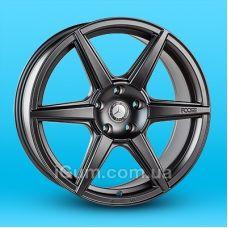 Диски R18 5x112 Replica Mercedes (JT1654) 8x18 5x112 ET25 DIA66,6 (matt black)