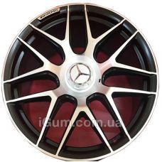 Диски Replica Mercedes (MR251) 10x21 5x130 ET36 DIA84,1 (GMF)