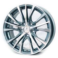 Диски Replica Mercedes (R3927) 6,5x16 5x112 ET35 DIA66,6 (MG)