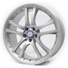 Диски R20 5x112 Replica Mercedes (R897) 9x20 5x112 ET45 DIA66,6 (silver)
