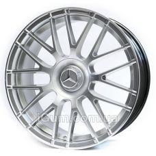 Диски Replica Mercedes (R9007) 9,5x20 5x112 ET35 DIA66,6 (HSLP)