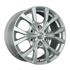 Диски R20 Replica Mitsubishi (MI102) 8,5x20 6x139,7 ET25 DIA73,1 (hyper silver)