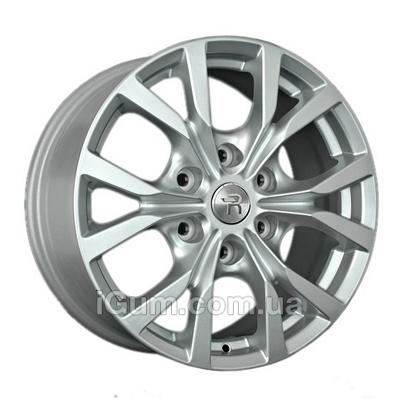 Диски Replica Mitsubishi (MI102) 8,5x20 6x139,7 ET25 DIA73,1 (hyper silver)