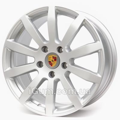 Диски Replica Porsche (RX584) 8,5x19 5x130 ET47 DIA71,6 (BMF)