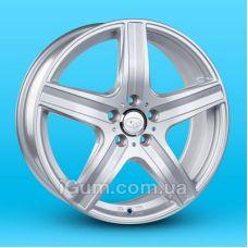 Диски Replica Subaru (JT1702) 7x17 5x100 ET50 DIA56,1 (silver)