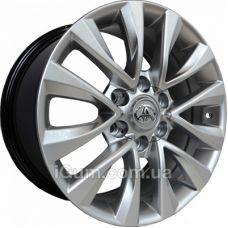 Диски Replica Toyota (CT5537) 8,5x20 6x139,7 ET25 DIA106,1 (HS)
