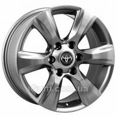 Диски R17 6x139,7 Replica Toyota (CT957) 7,5x17 6x139,7 ET25 DIA106,1 (HB)