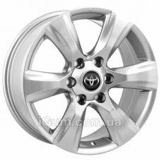 Диски Replica Toyota (CT957) 8,5x20 6x139,7 ET30 DIA106,1 (HS)