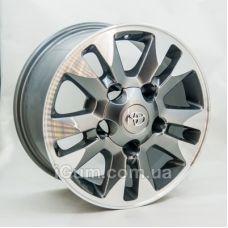 Диски Replica Toyota (GT166161) 8x16 5x150 ET2 DIA110,5 (MG)