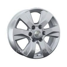 Диски R17 6x139,7 Replica Toyota (TY244) 7,5x17 6x139,7 ET30 DIA106,1 (hyper silver)