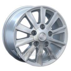 Диски Replica Toyota (TY43) 8x17 5x150 ET60 DIA110,1 (anthracite)