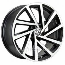 Диски Replica Volkswagen (CT1108) 7,5x17 5x112 ET40 DIA66,6 (GMF)