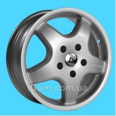 Диски R16 5x120 Replica Volkswagen (JH1247) 6x16 5x120 ET50 DIA65,1 (silver)