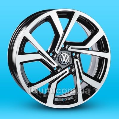 Диски Replica Volkswagen (JT1690) 6,5x16 5x112 ET45 DIA57,1