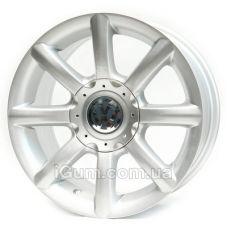 Диски Replica Volkswagen (R034) 7x15 5x112 ET37 DIA57,1 (silver)