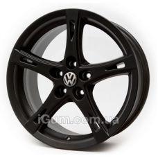 Диски R18 5x112 Replica Volkswagen (R58) 8x18 5x112 ET38 DIA66,6 (matt black)