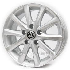 Диски R15 5x112 Replica Volkswagen (RB43) 6,5x15 5x112 ET45 DIA67,1 (MS)