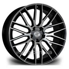 Шины Riviera RV126 10x22 5x127 ET45 DIA74,1 (gloss black polished)