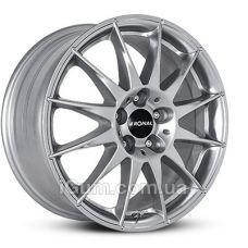Диски Ronal R54 7x16 5x115 ET40 DIA82 (titanium)