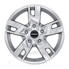Диски Ronal R64 7x17 5x120 ET55 DIA65,1 (silver)