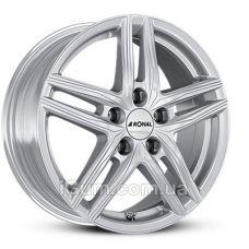 Диски Ronal R65 6,5x16 5x112 ET50 DIA57,1 (silver)