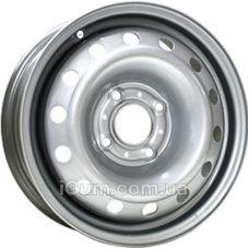 Диски R15 5x139,7 Steel Chevrolet 6x15 5x139,7 ET40 DIA98,5 (silver)