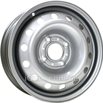 Диски Steel Chevrolet 6x15 4x114,3 ET45 DIA56,6 (silver)
