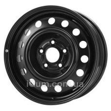 Диски R13 4x100 Steel ДК 5x13 4x100 ET49 DIA56,6 (black)