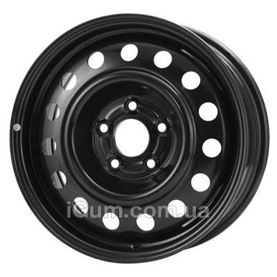 Диски Steel ДК 6,5x17 5x114,3 ET45 DIA60,1 (black)