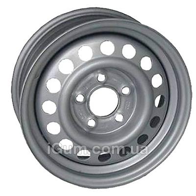 Диски Steel ДК 5,5x14 4x100 ET43 DIA60,1 (металлик)