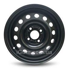 Диски Steel Daewoo 5,5x14 4x100 ET49 DIA56,6 (black)