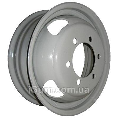 Диски Steel Газель 5,5x16 6x170 ET105 DIA130,1 (silver)