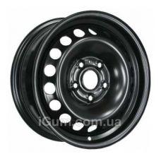 Диски R15 5x114,3 Steel Mazda 6x15 5x114,3 ET52,5 DIA67,1 (black)