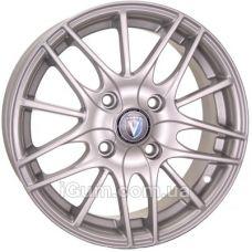 Диски R14 4x98 Tech Line TL1406 5,5x14 4x98 ET35 DIA58,6 (silver)