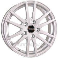 Диски R13 4x100 Tech Line TL335 5x13 4x100 ET35 DIA67,1 (silver)