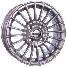 Диски Tech Line TL437 5,5x14 4x98 ET35 DIA58,6 (silver)