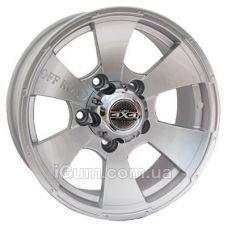 Диски Tech Line TL652 7,5x16 5x139,7 ET0 DIA108,1 (silver)