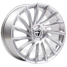 Диски Tomason TN16 8,5x19 5x114,3 ET40 DIA72,6 (bright silver)